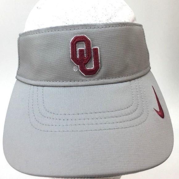 fccc0a1e4c5965 Nike Accessories | Mens Oklahoma Sooners Crimson Vapor Sideline ...